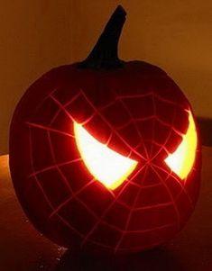 38 Halloween Pumpkin Carving Ideas & How To Carve | RemoveandReplace.com                                                                                                                                                                                 More