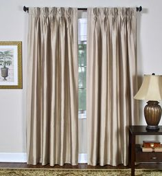 Providence Window Curtain Panel