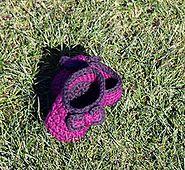 Ravelry: Bowtiful Booties pattern by Shawna Borst