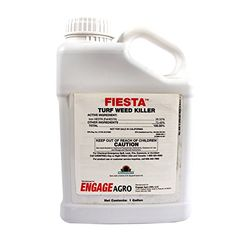 EngageAgro Fiesta Organic Selective Herbicide By EngageAgro 1 Gallon -- You can get additional details at the image link.