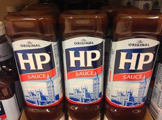 Why Is Big Ben On Every Bottle Of HP Sauce? - A bottled history of the fruity condiment.