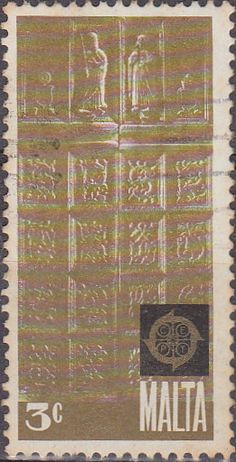 Malta 1974 C E P T SG 528 Fine Used SG 528 Scott 481 Other Commonwealth Stamps here