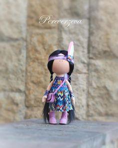 #cozyhomehandmadewithlove #handmade #ручнаяработа #doll #интерьернаякукла #нумис #продается #индеец
