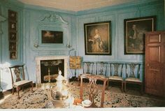 West Parlor Mount Vernon - Google Search