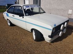 Click the link to see more pics and details of this 1980 Ford Escort Mk 2