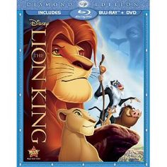 Lion King...need to get it.