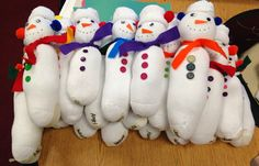 directions for making a sock snowman gift, parent gift, gift ideas, student gift.