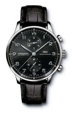 I WANT ONE.  Montres iwc IW371447 Portugaise 7300