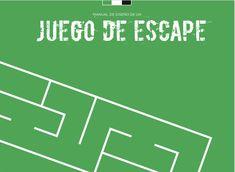 Juego de escape. Manual para elaborar escape room, de la Junta de Extremadura Escape Room, Spy Birthday Parties, Fiesta Party, Challenges, Letters, Motivation, Spin, English, Home