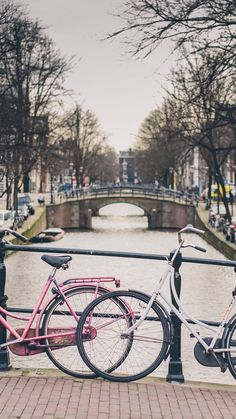 Amsterdam, The Netherlands ★ Find more travelicious wallpapers for your #iPhone + #Android @prettywallpaper