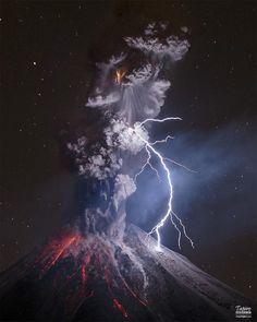 Mirador del Volcán, Chile