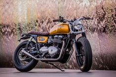 Triumph Thruxton custom by Down & Out Café Racers