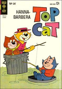 Top Cat #8
