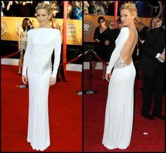 Kate Hudson 2010 SAG Awards #celebrities #celebrityfashion #redcarpet