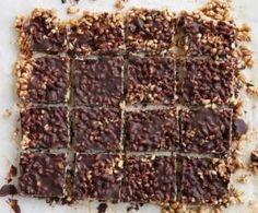 La recette healthy et gourmande du gâteau au chocolat et riz soufflé