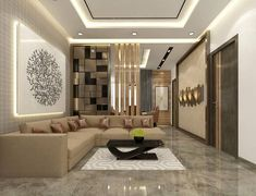 Living Room Partition Design, Living Room Tv Unit Designs, Room Partition Designs, Ceiling Design Living Room, Home Ceiling, Dining Room Design, Home Living Room, Interior Design Living Room, Partition Ideas