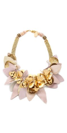 Lizzie Fortunato The Desert Lily Necklace | SHOPBOP