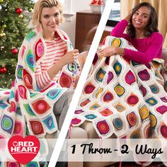 1 Throw Design – 2 W