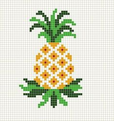 Thrilling Designing Your Own Cross Stitch Embroidery Patterns Ideas. Exhilarating Designing Your Own Cross Stitch Embroidery Patterns Ideas. Cross Stitch Fruit, Small Cross Stitch, Cross Stitch Charts, Cross Stitch Designs, Free Cross Stitch Patterns, Free Pattern, Cross Stitch Kitchen, Pixel Pattern, Cross Stitching