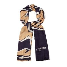 Diane Von Furstenberg Kenley scarf ($268) ❤ liked on Polyvore featuring accessories, scarves, navy print, diane von furstenberg, print scarves, navy scarves, lightweight scarves and navy blue shawl
