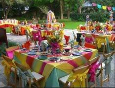 Mexican Party Favor Ideas | This mexican theme party was created by event planner, www ...