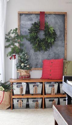 Cozy Christmas Home Tour