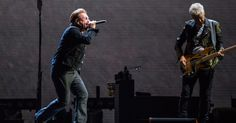 "U2 released ""You're the Best Thing About Me,"" the first official single from 'Songs of Experience,' on Wednesday."