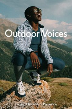 Clothes for sweating in and doing things outdoors like hiking, jogging and climbing.