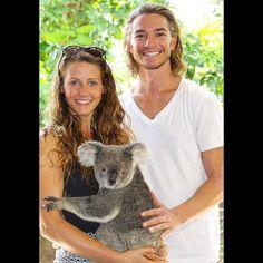 Baby Koala with @craig_horner #koala Missing all the animals from Australia!  Soo Cute!! #currumbin #animallover #Australia #Aussielove  #currumbinwildlifesanctuary #Aussie #wildlife #animals #feedtheanimals #zoo #kangaroos #nature #animallove #dontfeedtheanimals #wildanimal #wild #babykoala #australiaanimal #craighorner #holiday #vacation #naturephotography by adriennecolna http://ift.tt/1X9mXhV
