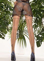 Trasparenze Avocado Fashion Tights Zoom 2