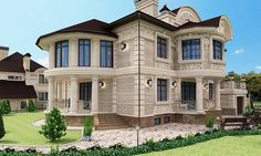 Vichingo Creek Case di lusso - The Lodge at Whitefish Lake Villa Plan, Modern House Plans, Modern House Design, Style At Home, Beautiful Buildings, Beautiful Homes, Extravagant Homes, Home Design Floor Plans, Fantasy House