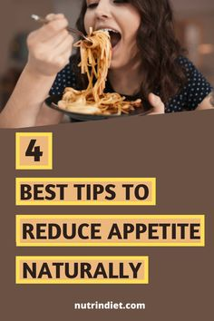 How to reduce appetite naturally? If you have a voracious appetite or are simply on a weight loss diet and have difficulty eating less. We have for you the solution to your problems. Learn in a natural and simple way, how to reduce your appetite without having to go hungry. See 4 simple and effective tips that will reduce your appetite. #howtoreduceappetitenaturally #natutalwaystoreduceappetite #reduceappetiteandloseweightfast Muscle Mass, Gain Muscle, Reduce Appetite, Types Of Diets, Healthy Diet Tips, Lose Weight, Weight Loss, How To Eat Less, Flat Belly