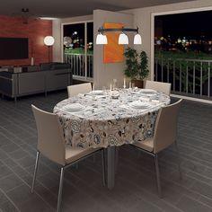Faţă de masă elegantă Fiesta cu model clasic Vinyl Tablecloth, Tablecloths, Dc Fix, Outdoor Furniture Sets, Outdoor Decor, Dining Table, Home And Garden, Indoor, Inspiration