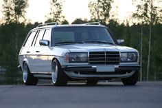 back in the day when Mercedes were pure and beautiful