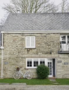 Boutique Luxury Cornish Cottage for Couples Tredethy, North Cornwall, United Kingdom, England close to St Tudy and St Mabyn Cornish Cottage, North Cornwall, Slate Roof, Photo Galleries, Bicycle, Traditional, Pocket, Stone, Luxury