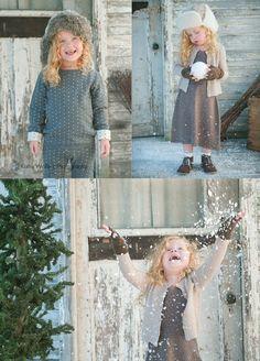 Winter/ Christmas card inspo