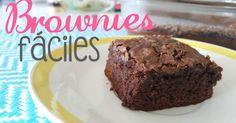 El mejor brownie de chocolate del mundo