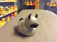 Silver Devil Duck