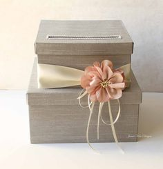 Card Box...love the colors!