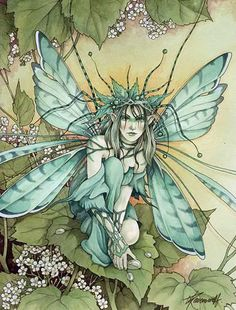 if I were a fairie this is the one I would be