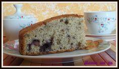 Torta Sapore di Mirtilli http://blog.giallozafferano.it/magnaconme/torta-sapore-mirtilli/