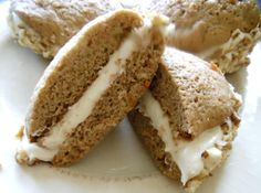 """Carrot Cake Whoopie Pies   """"I have made these a bunch of times now, and they never fail to please!!"""""""
