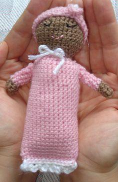 Amigurumi Baby Doll Crochet Pattern