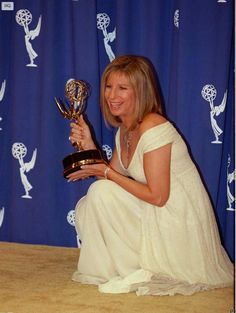 Barbra at the Emmys