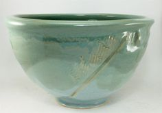Gary's third pottery blog: large bowl by Gary Rith