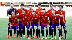 Equipos de fútbol: SELECCIÓN DE ESPAÑA Sub21 contra San Marino 01/09/2016