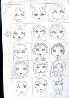 Suzi Blu Class - Second Page attempts | Flickr - Photo Sharing!