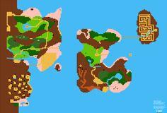Zelda II: The Adventure of Link by Rick Bruns