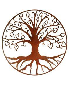 Tree of Life Art | Metal Wall Art