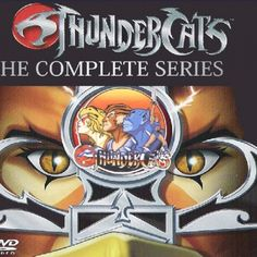 Thundercats: The Complete Series DVD Box Set